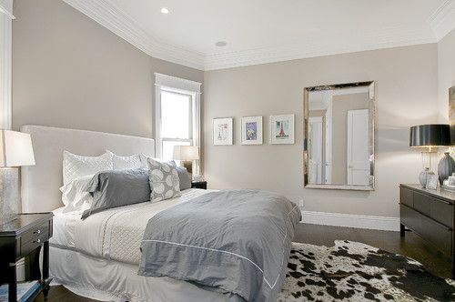 Neutral Bedroom Paint Colors Relaxing Master Bedroom With