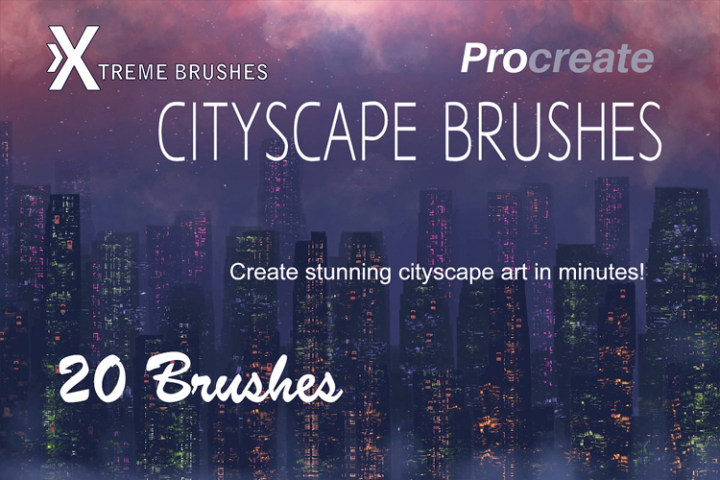 Free procreate brush by studio fabianfischer on