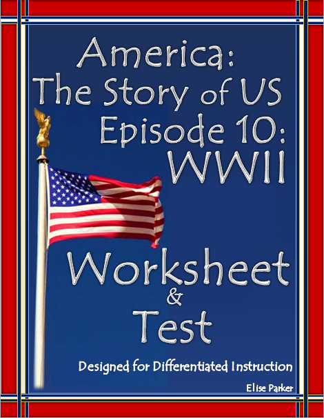 America The Story Of Us Episode 10 Quiz And Worksheet A