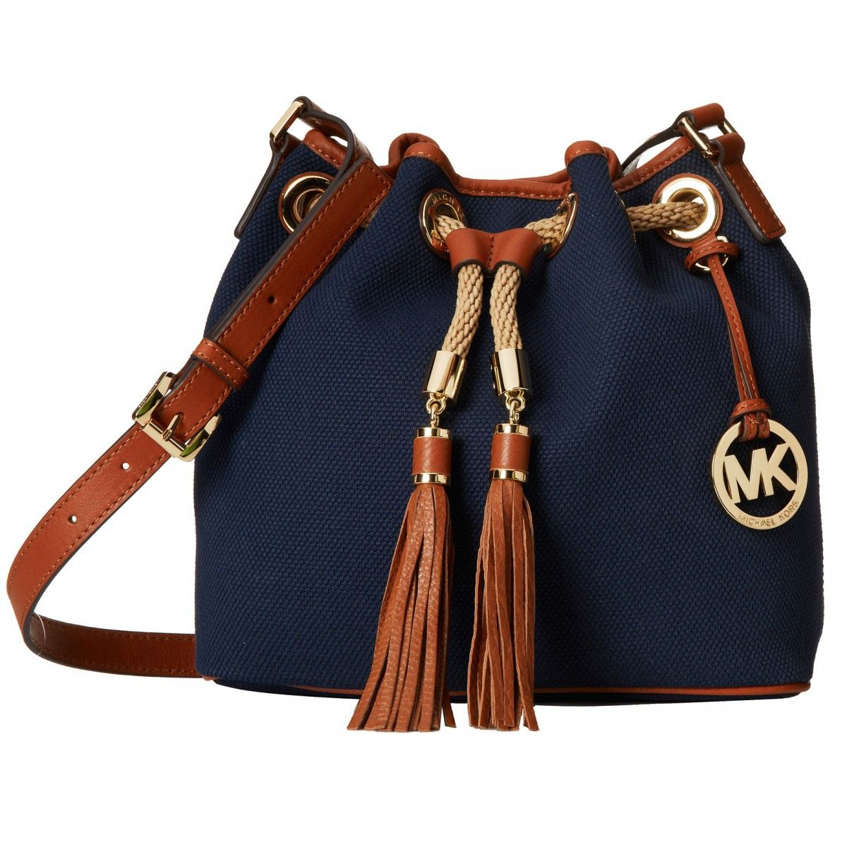 gr ner online shop michael kors tasche marina in navy michael kors pinterest michael kors. Black Bedroom Furniture Sets. Home Design Ideas