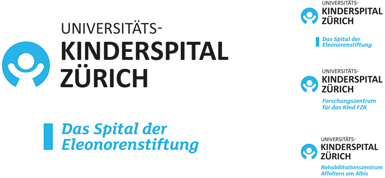 New Logo And Identity For Kinderspital Zurich By Facing Identity Logo Identity Face