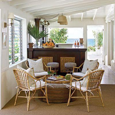 The Dunmore Beach Club Home Tropical Home Decor Home Decor