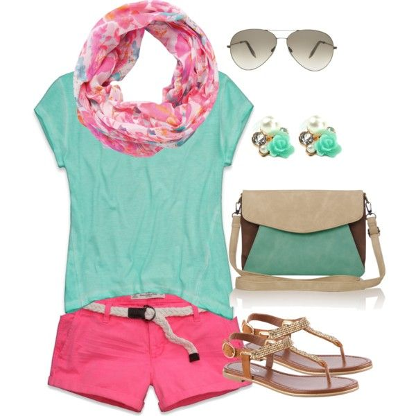 pink & menta