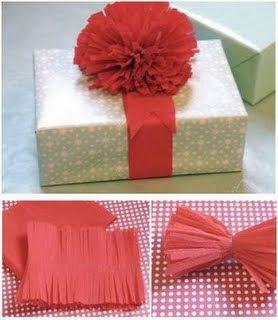 15 Envolturas para regalos