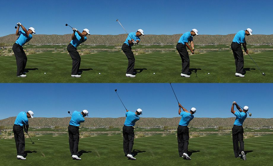 What Can You Learn From This Swing Sequence   Golf swing ...