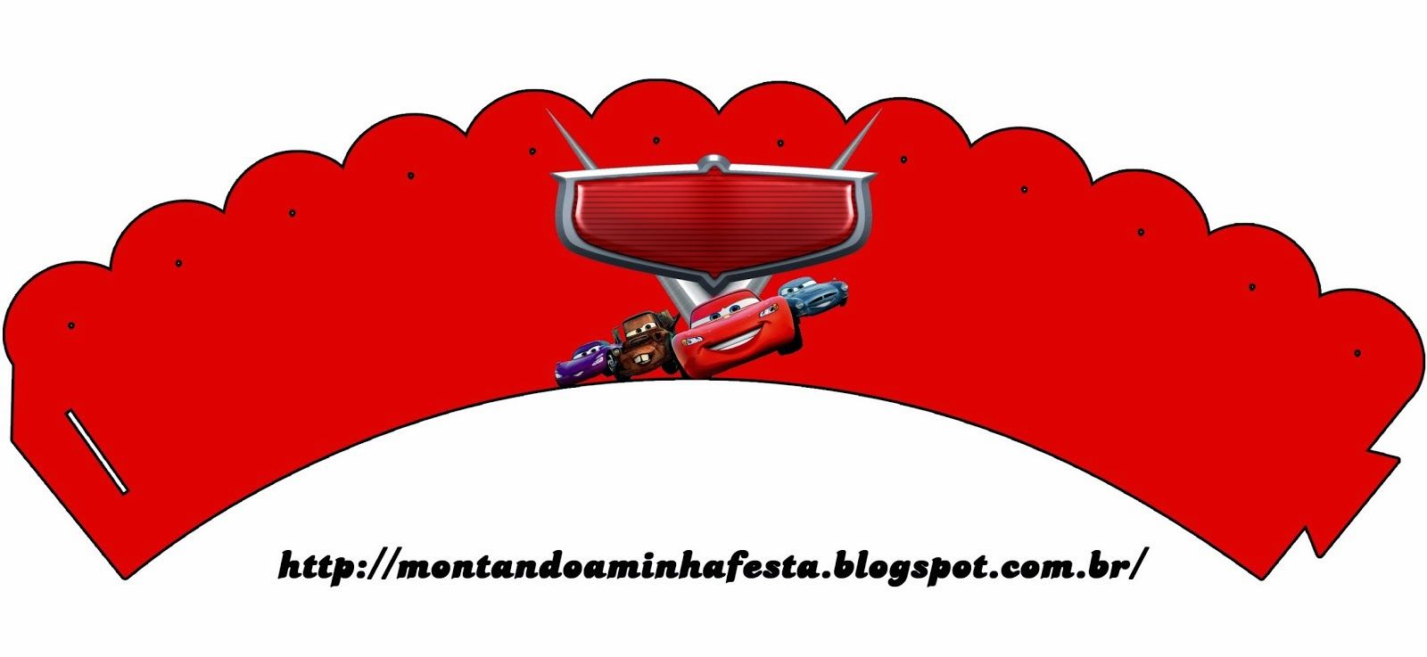 Cars Invitations and Free Party Printables Oh My Fiesta in