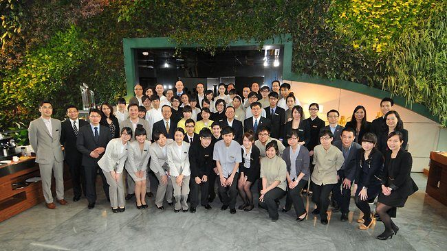 HOTEL ICON STAFF IN HONG KONG