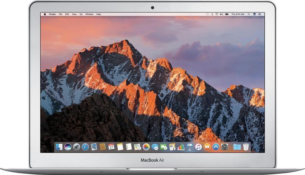 Best Buy Apple Macbook Air 13 3 Display Intel Core I5 8gb Memory 256gb Flash Storage Silver Mqd42ll A Apple Macbook Apple Macbook Pro Apple Laptop