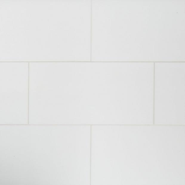 Bright White Polished Ceramic Tile In 2020 White Porcelain Tile Polish Ceramics Shower Wall Tile