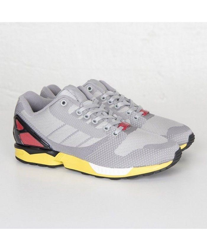 adidas zx flux gris negras