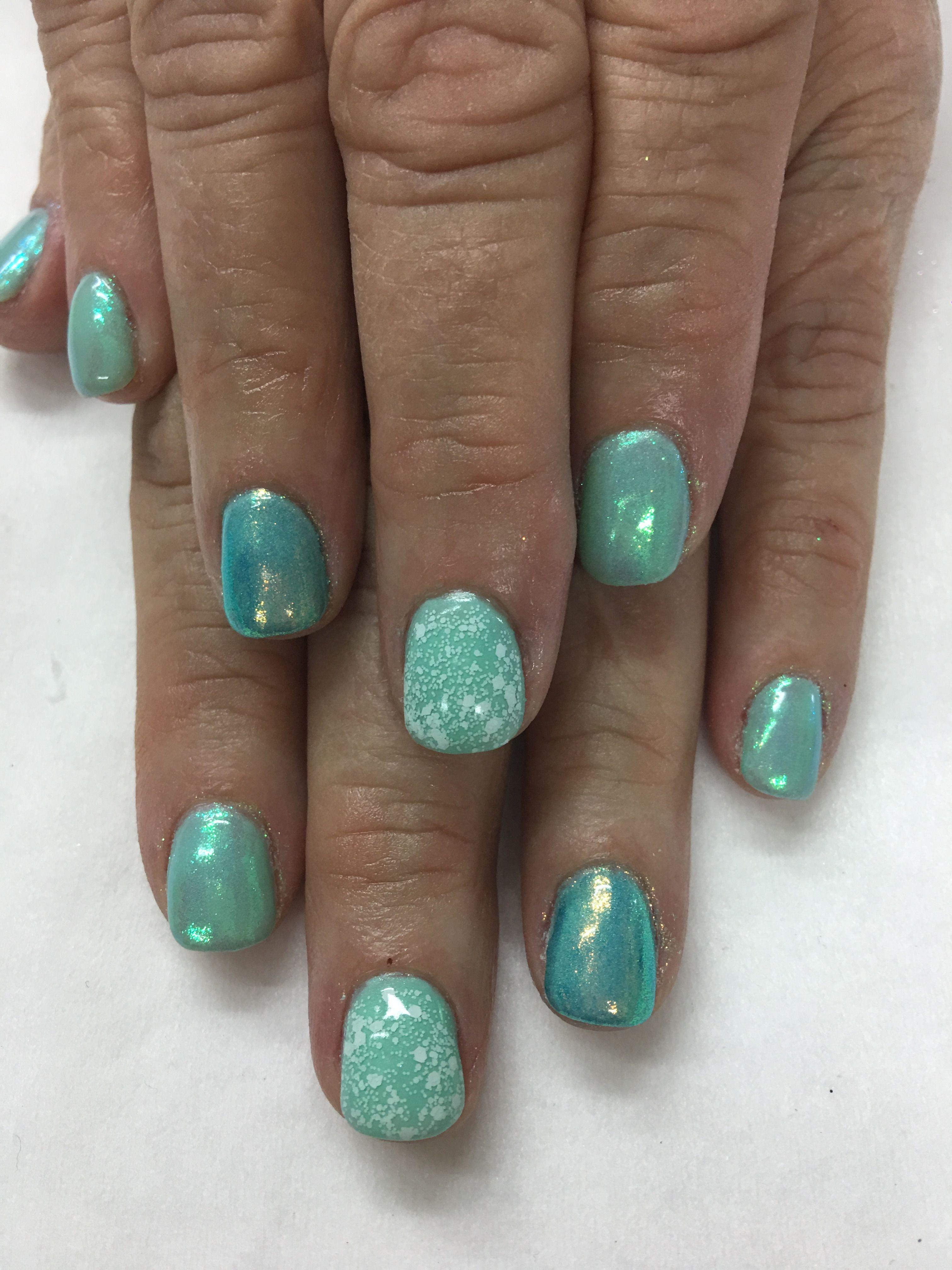 Mint 2 color Magpie Jade Mermaid Indigo Emerald Unicorn Effect ...