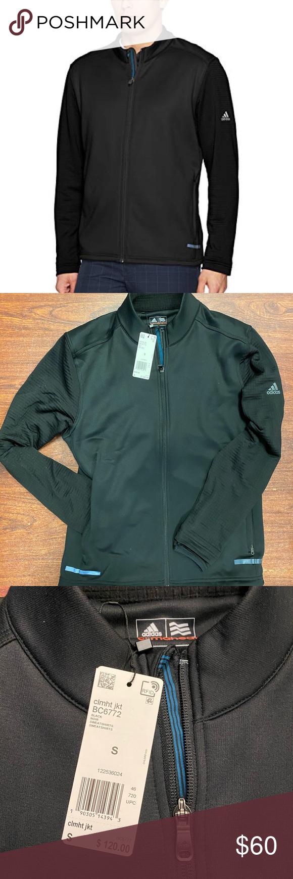 Predownload: Adidas Climaheat Jacket New With Tags Adidas Jackets Coats Performance Jackets Jackets Zip Jackets Clothes Design [ 1740 x 580 Pixel ]