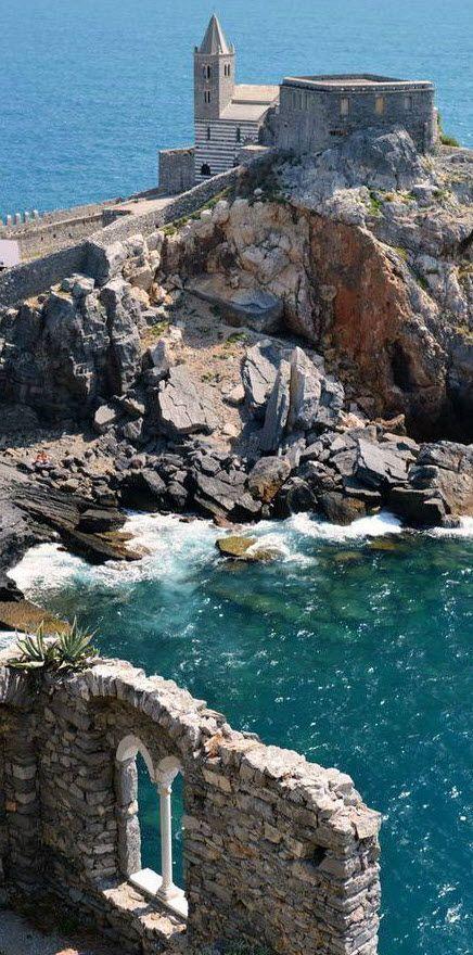 Amazing shot - Coast of Porto Venere! #island #beautiful #italy