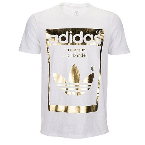 adidas Originals Graphic T-Shirt - Men s at Foot Locker. Encuentra ... 18418460781
