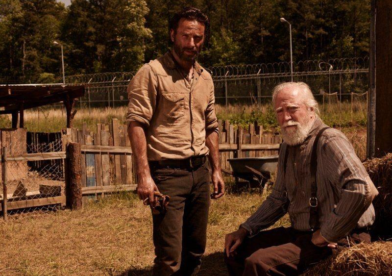 The Walking Dead... Season 4