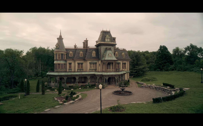 Keyhouse From Locke Amp Key On Netflix In 2020 Gothic