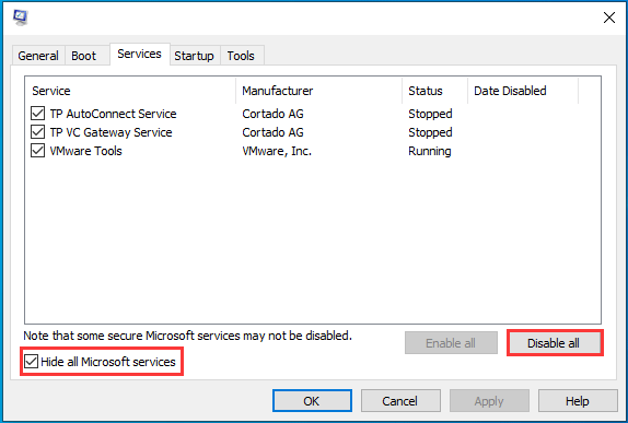 Full Guide on Windows 10 Apps Not Working (9 Ways