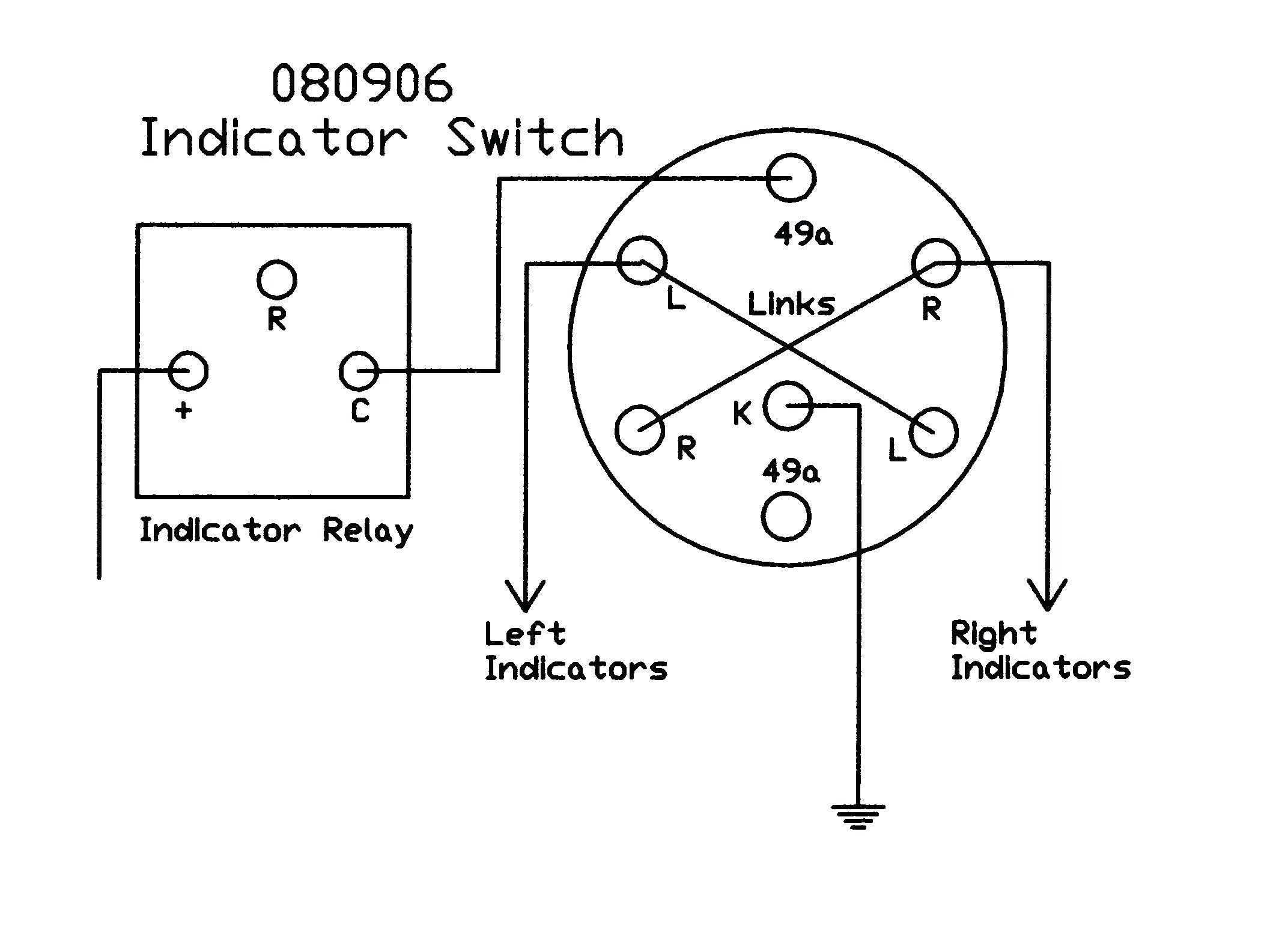 Rotary Switch Circuit Diagram New In 2020 Simple Circuit Circuit Diagram Circuit