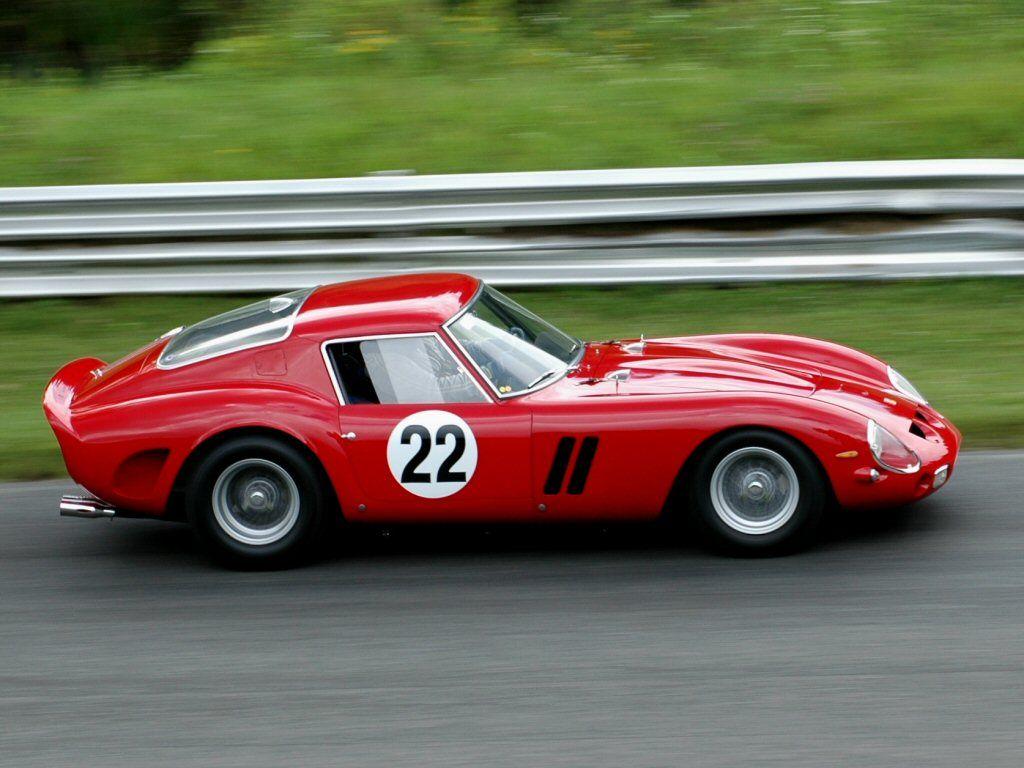 Ferrari 250 GTO fetches world record auction price - Telegraph