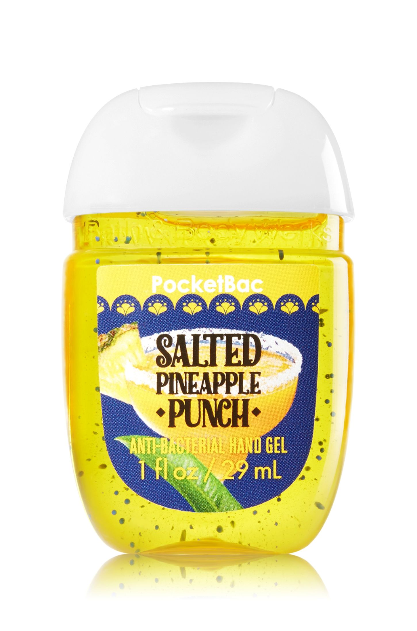 Salted Pineapple Punch Pocketbac Sanitizing Hand Gel Soap