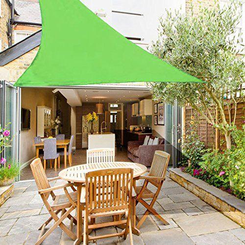 pin by caroljane andrews on garden sails shades patio garden rh pinterest com