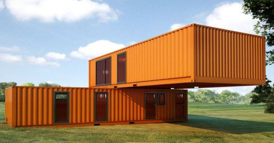 House · Underground Shipping Container ...