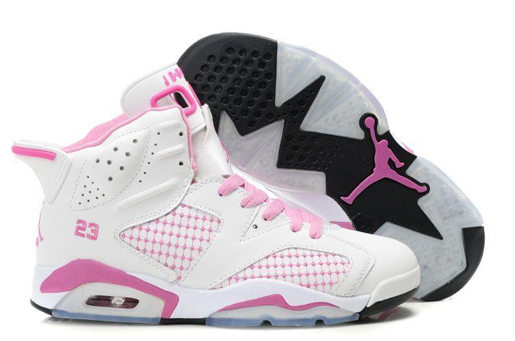 sports shoes 614ad 8475f Nike Womens    Air Jordan    Air-Jordan-6-Women-011 -