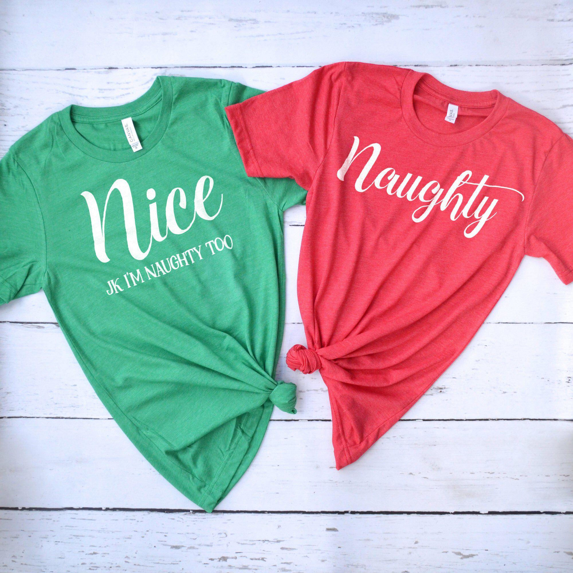 Santa Claus Naughty List Didnt Try Christmas Shirt Funny Cool Pullover Sweatshir
