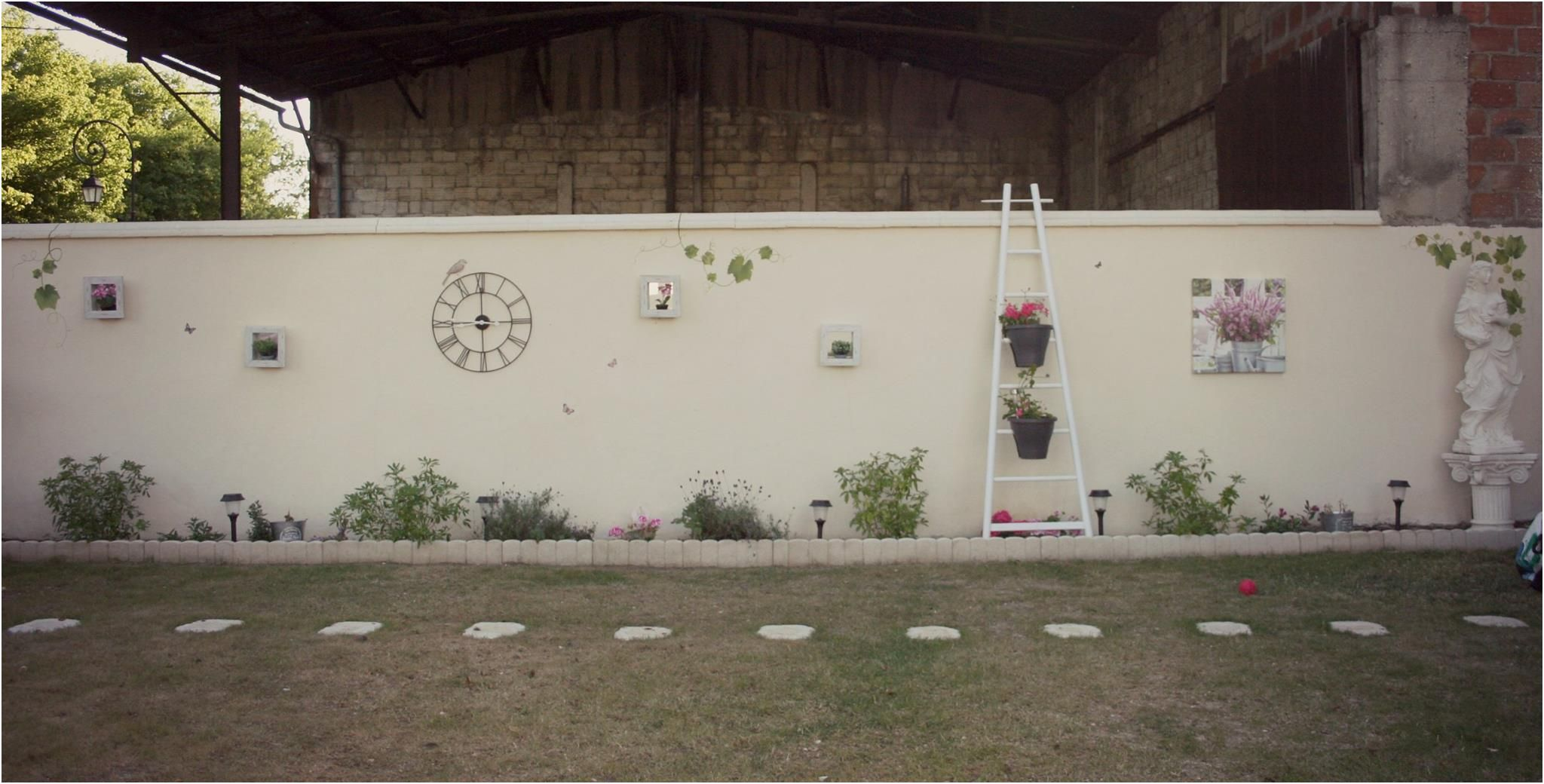 Habiller Un Mur Exterieur En Parpaing habiller un mur en parpaing avec du bois exterieur pierre en