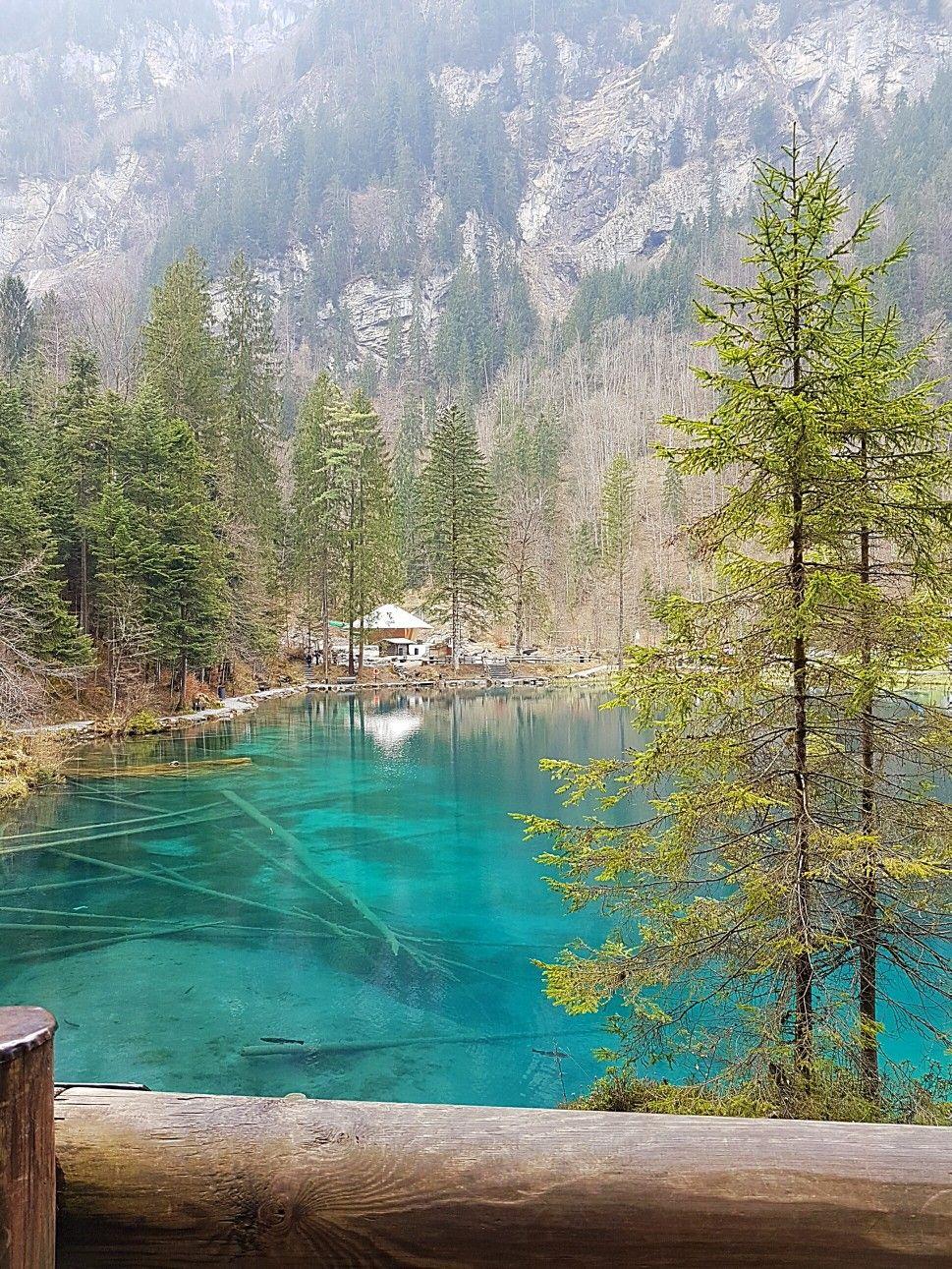 Lago Blausee