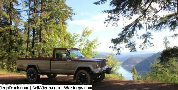 442 Miles Then Parked 1 Owner 1975 Jeep J 10 Jeep Wagoneer Jeep Barn Finds For Sale