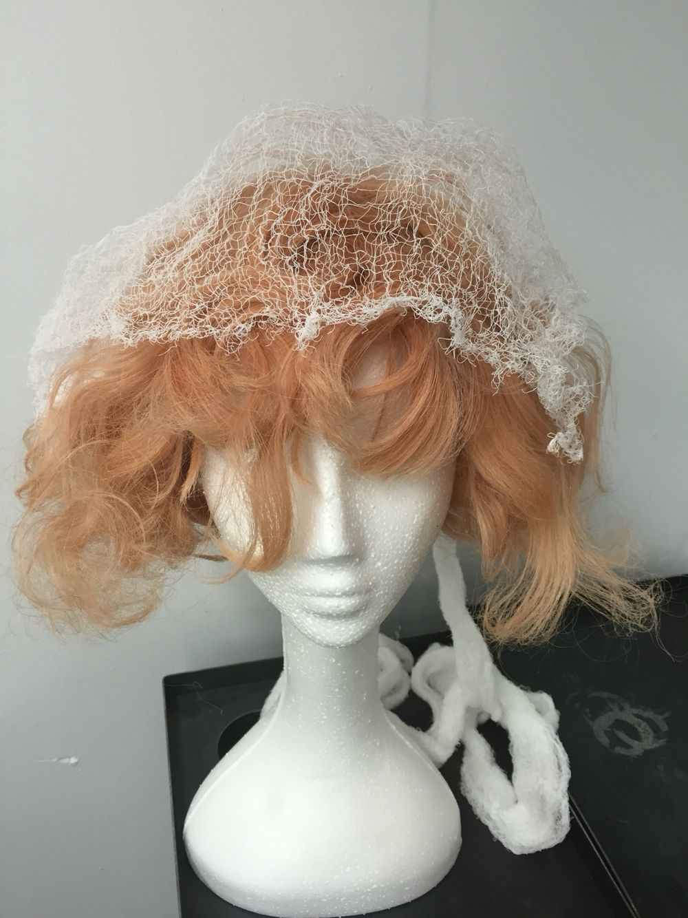 Wig play. Painted by Joseph Mullen