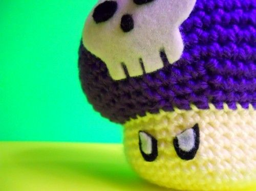 Interview With San Francisco Etsy Crocheter Nerdjerk Crochet