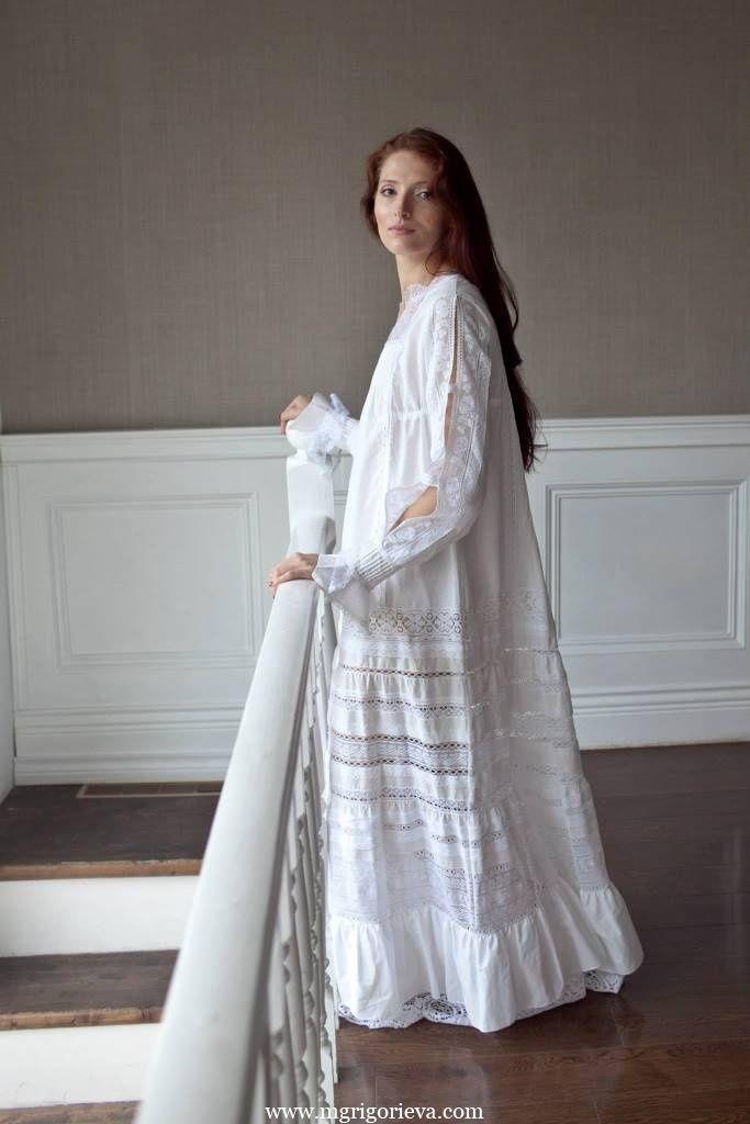 eb685cf6ffc2 Ночная сорочка «Королевское» | AaA Eve | Ночное платье, Одежда и ...