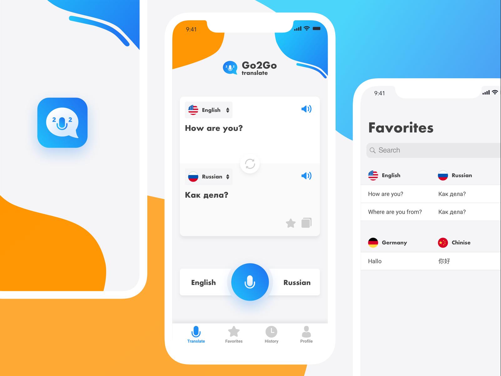 Translate App Translation App Show And Tell