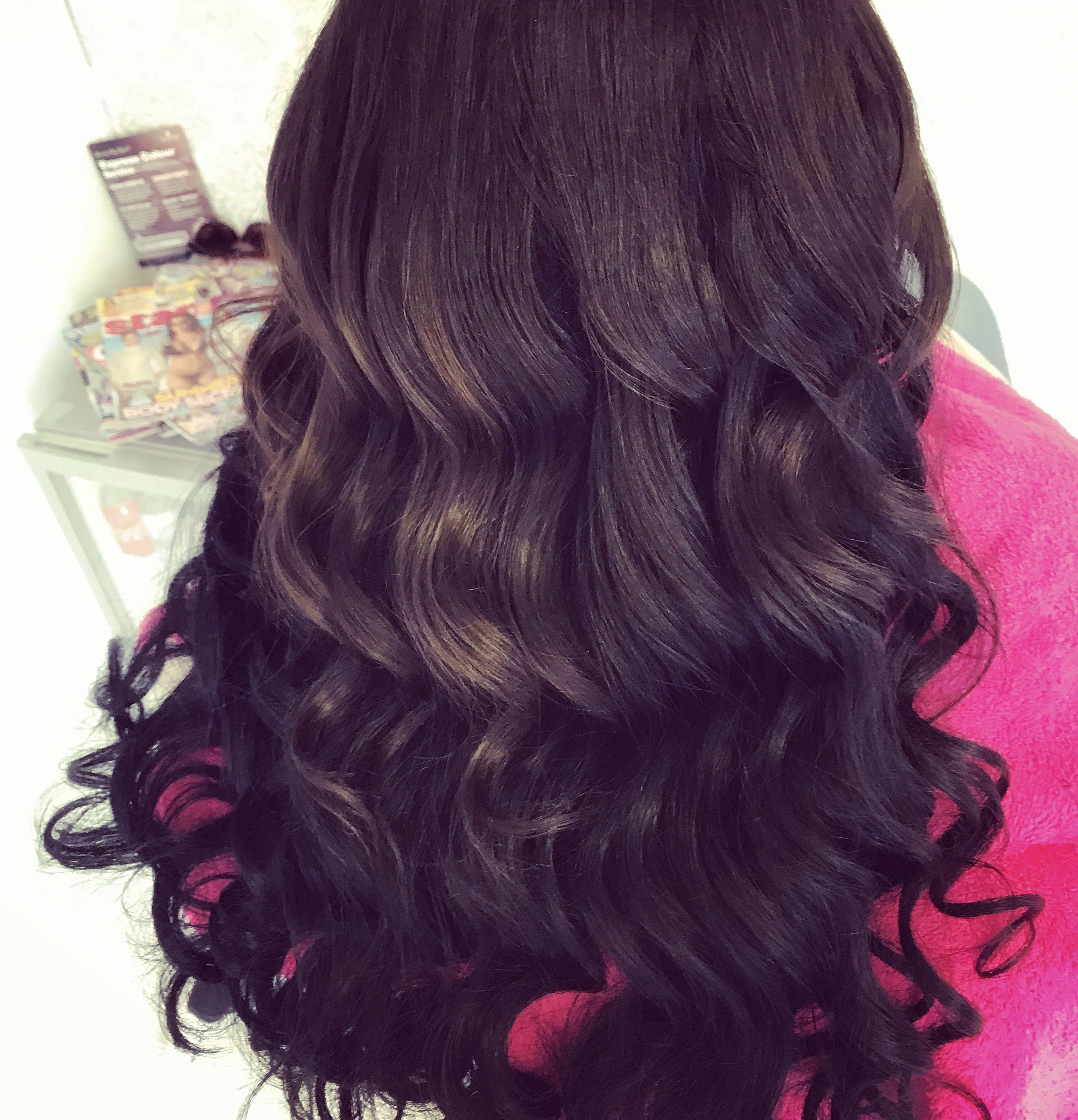 Keratin Bond Hair Extensions By Mychellecaroline Hair