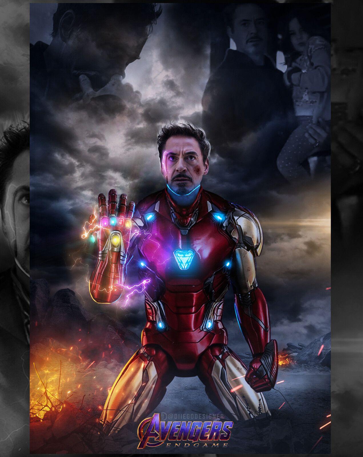 I Am Iron Man Diiego Designer On Artstation At Https Www Artstation Com Artwork Ya4w8k Iron Man Avengers Marvel Superheroes Marvel Comics Wallpaper
