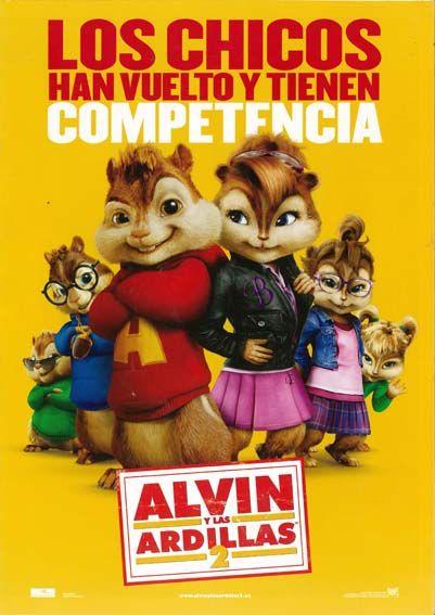 Alvin Y Las Ardillas 2 2009 Alvin And The Chipmunks The