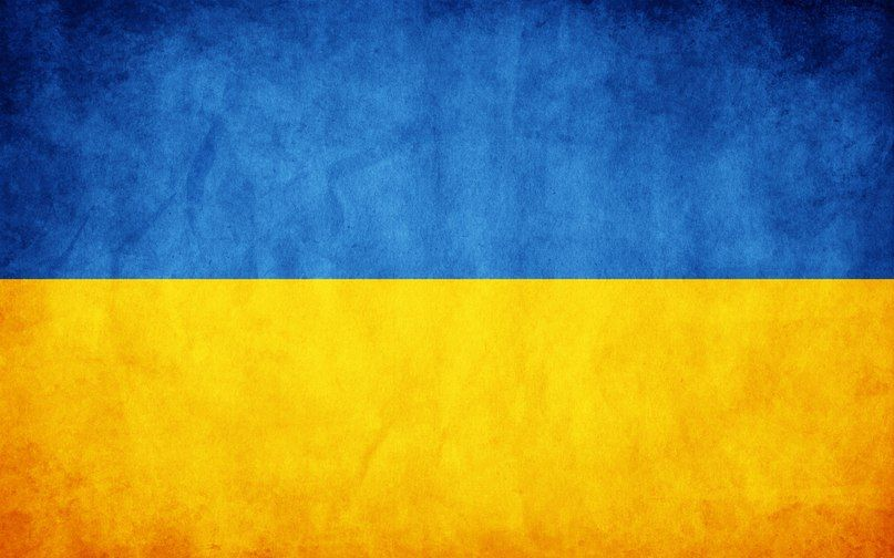 funnyducks флаг Украины