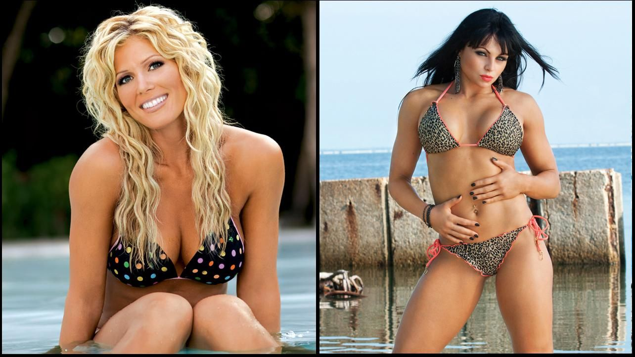 The Divas of Summer photos Swimsuits, Swimsuit issue