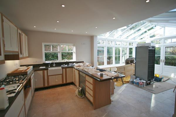 Hardwood Conservatory Home Moving House And Home Ideas