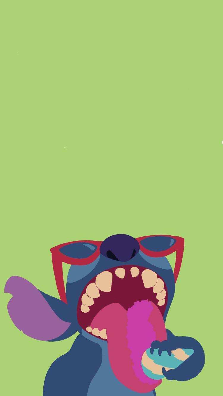 Stitch Phone Wallpaper Fondo De Pantalla Stitch