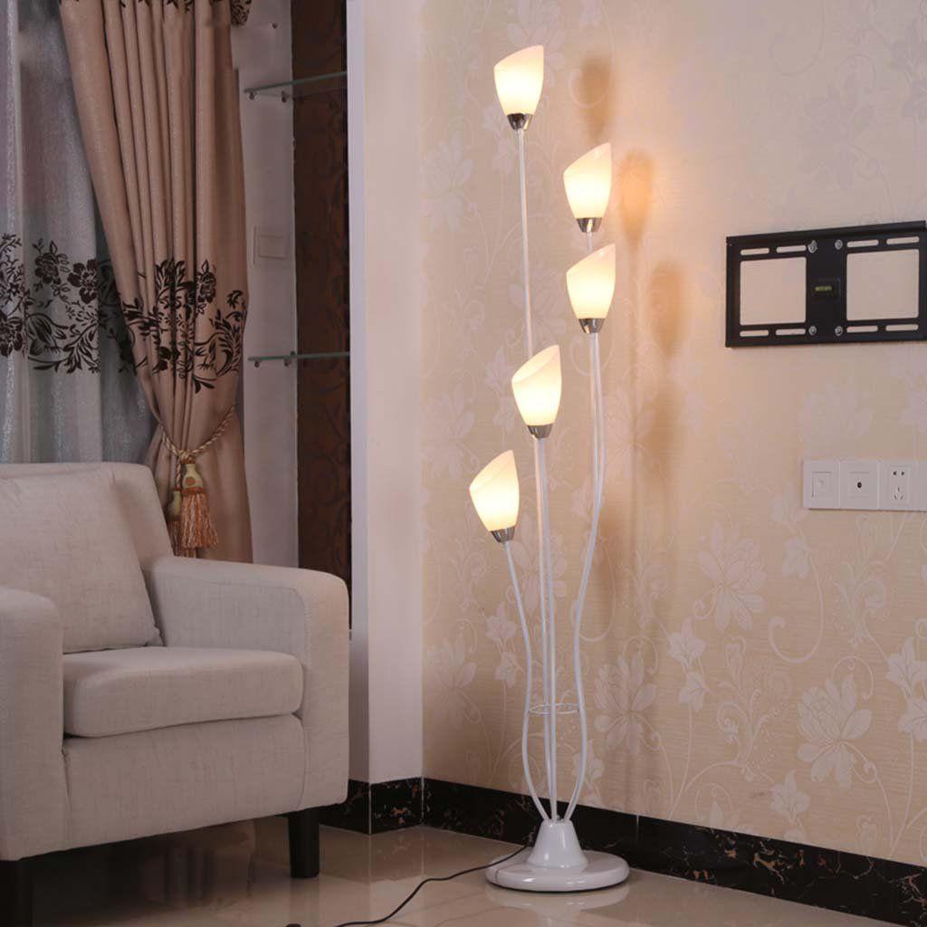 Best Floor Stand Lights Modern Simple Fashion Floor Lamp Living