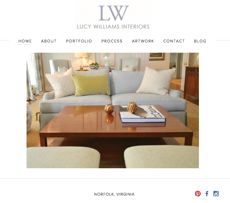 Exceptionnel LUCY WILLIAMS INTERIOR DESIGN BLOG: WE HAVE MOVED!