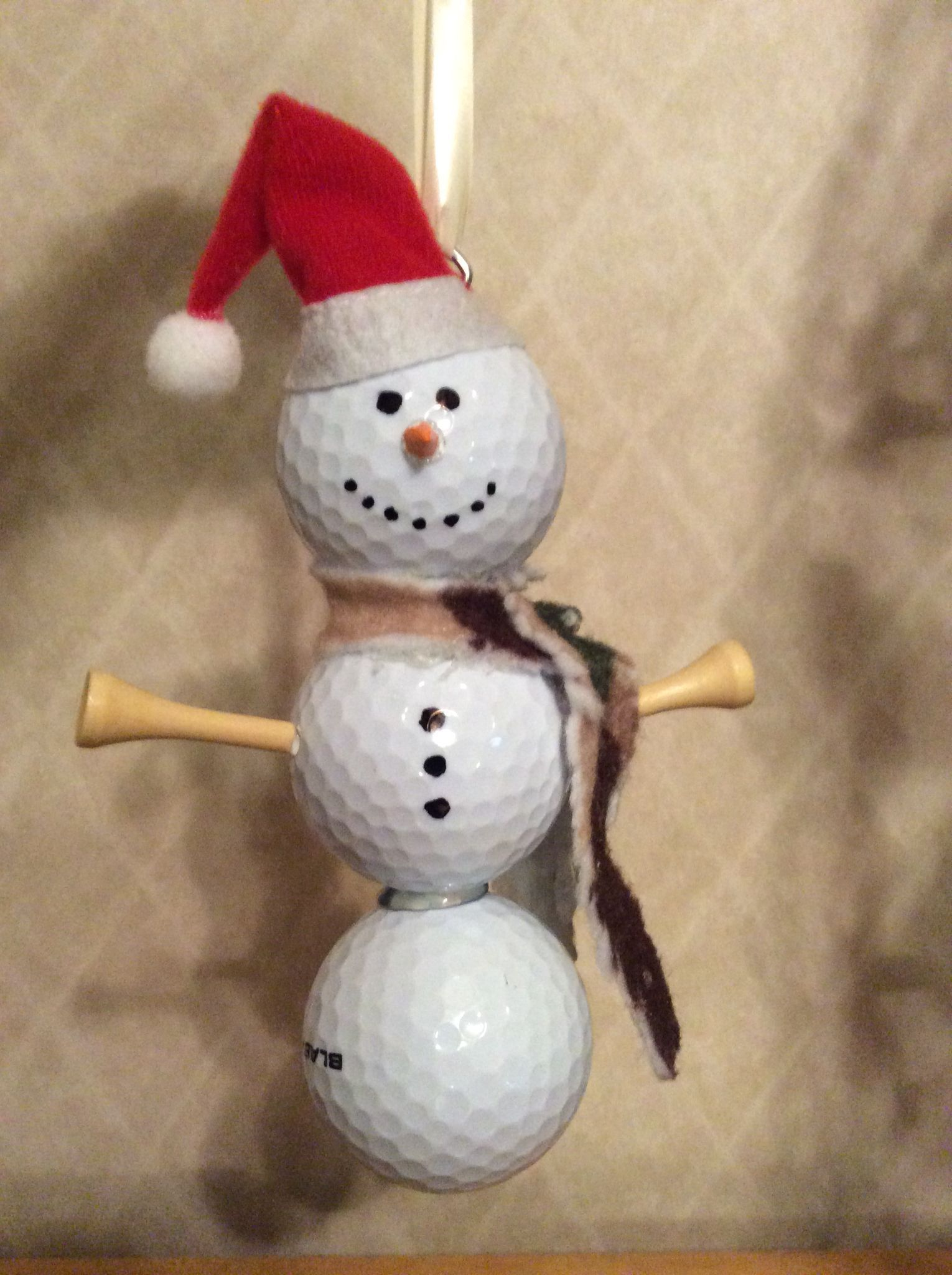 3 Top Ideas For Great Golf Gifts Crafts Christmas Ornaments