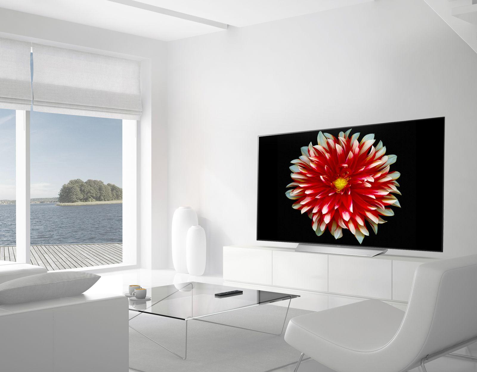 C7 OLED 4K HDR Smart TV 55'' Class (54.6'' Diag) Smart