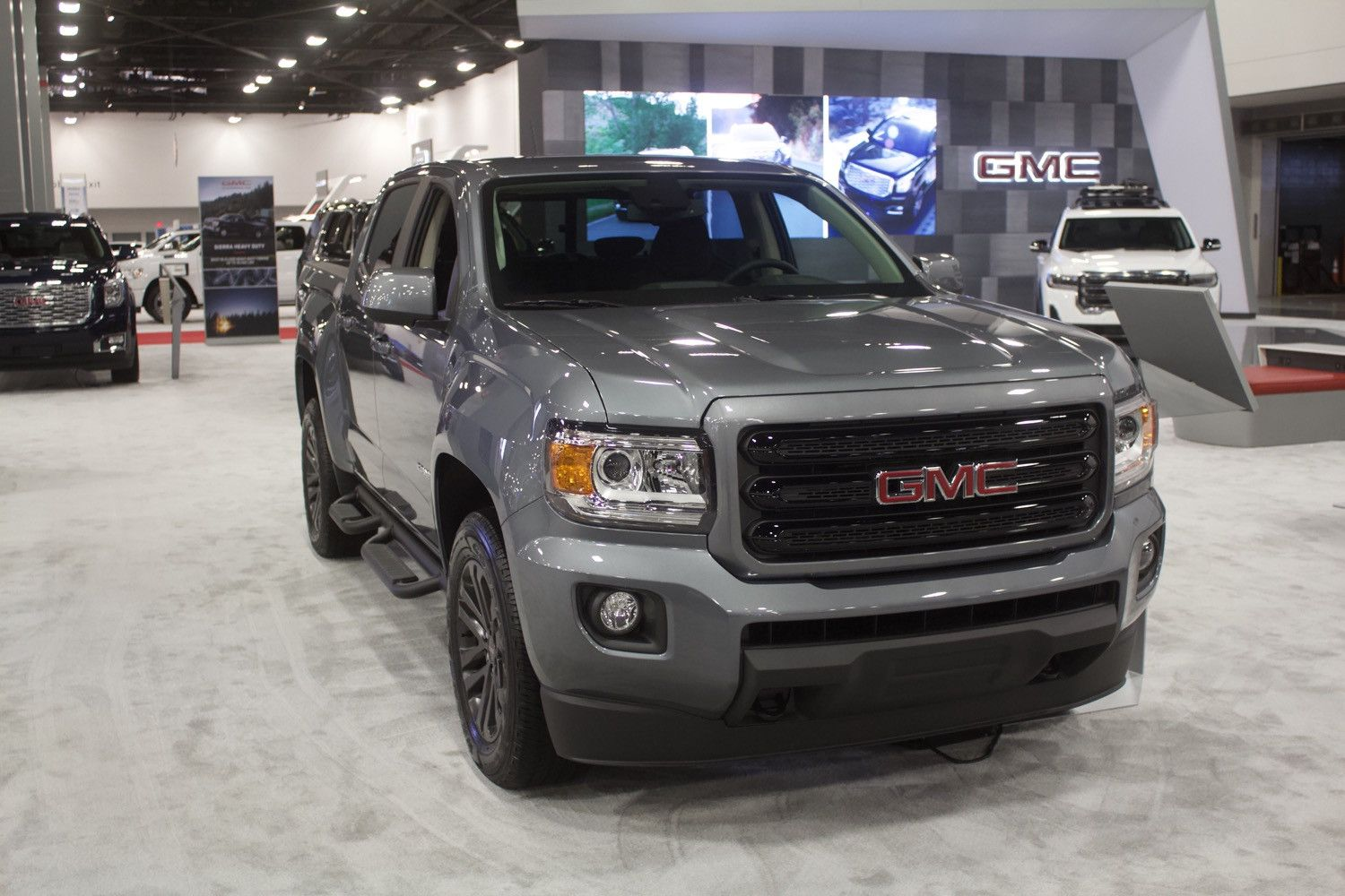 2020 Gmc Canyon Redesign Spesification in 2020 Gmc