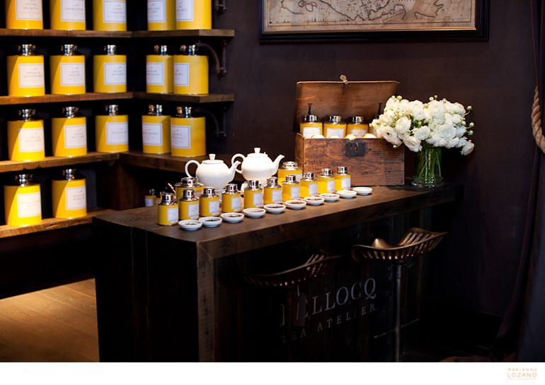 Bellocq Tea Atelier Photographed By Marianne Lozanno This