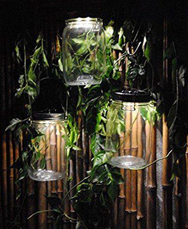 pin von reviewscout auf deko pinterest einmachgl ser lampen und solar. Black Bedroom Furniture Sets. Home Design Ideas