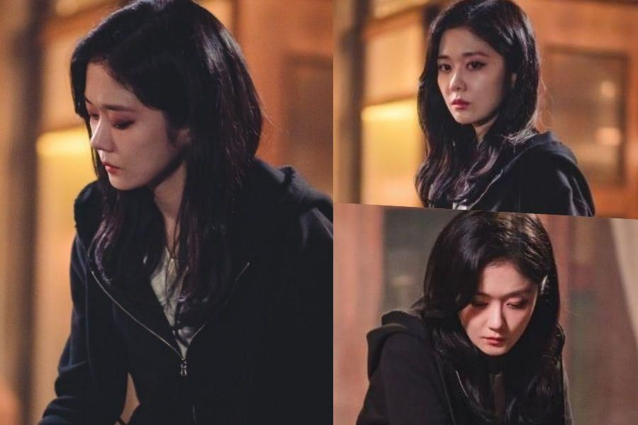 """Jang Nara Feels Empty As She Moves Her Exorcism Equipment Out Of Sight In """"Sell Your Haunted House"""""""